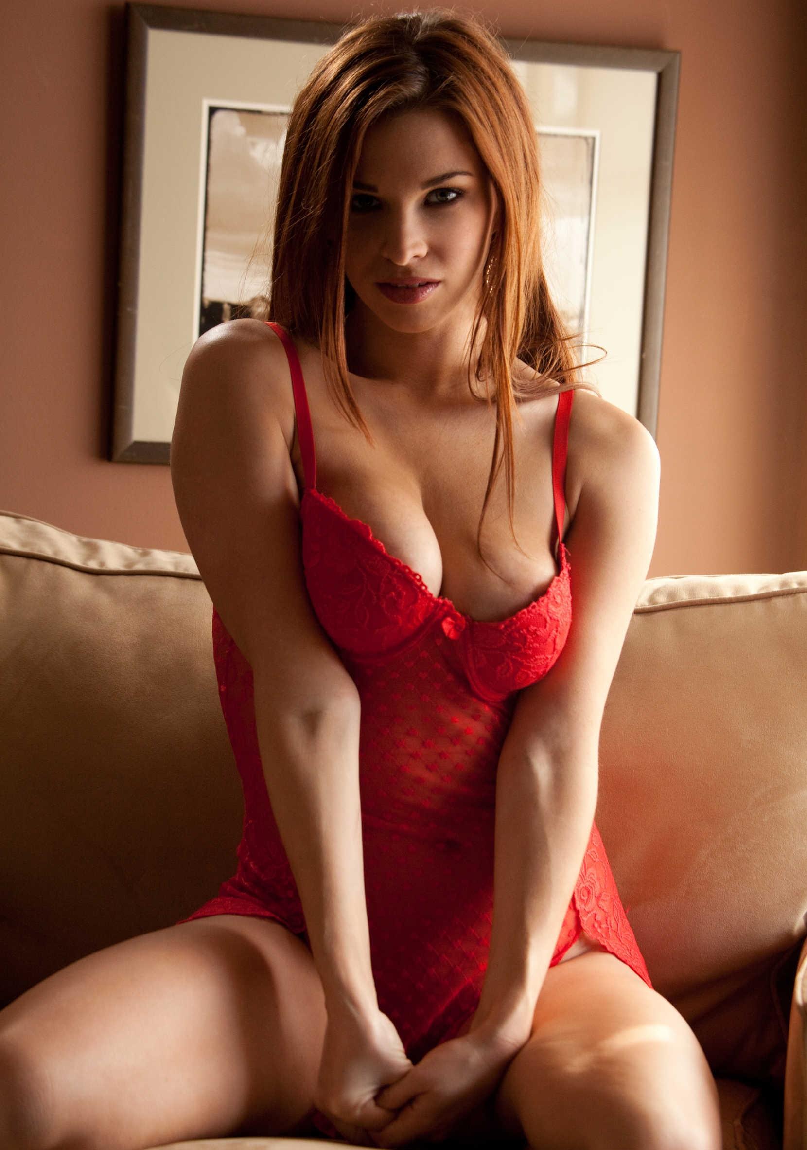 Hot babe seduction
